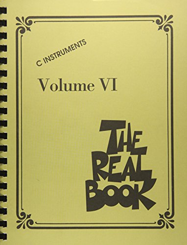(The Real Book - Volume VI: C Instruments)