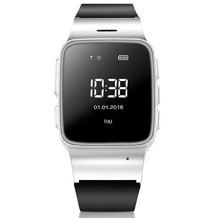 Amazon.com: WiFi Smart Watch for Elderly Women Men Specific ...