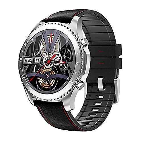 Zgzyl Bluetooth Smart Horloge Heren Fitness Tracker Sport Horloge Stappenteller Met Hartslag/Slaap Monitoring Bloeddruk…