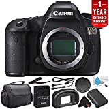 Canon EOS 5DS Digital SLR Camera 0581C002 (Body Only)- Starter...
