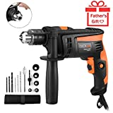 Best Corded Drills - Tacklife PID01A Hammer Drill 6.0 Amp 1/2 In Review
