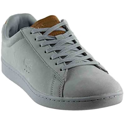 6f80e98290 Amazon.com | Lacoste Men's Carnaby EVO Suede Sneakers | Shoes
