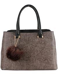 Women's Handbag PU Leather Fashion Handbag Top-Handle Shoulder Bags Tote Bag HSG-62552