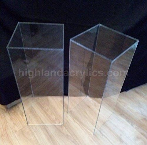 Acrylic Pedestal Stand Column ()