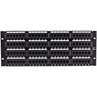 Cat5 Enhanced Patch Panel 110Type 96 port (568A/B Compatible)
