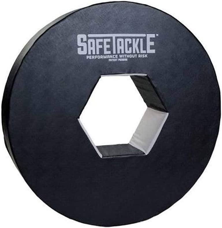 SafeTackle Pro Football Tackle Ring - Performance Without Risk : Sports & Outdoors