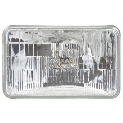 SYLVANIA H4656 Long Life Halogen Sealed Beam Headlight 100x165, (Contains 1 Bulb) ()