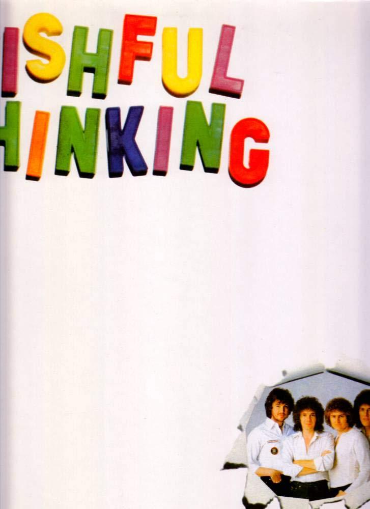 Wishful Thinking Wishful Thinking Lp Vinyl Amazon Com Music
