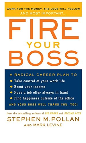 Fire Your Boss Stephen Pollan product image