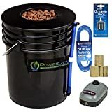 Looking for an inexpensive and easy way to grow hydroponically? The PowerGrow ® Systems Deep Water Culture System is the answer! Super easy to use, the DWC system allows you to get up and growing in no time, with very little effort. The PowerGrow Dee...
