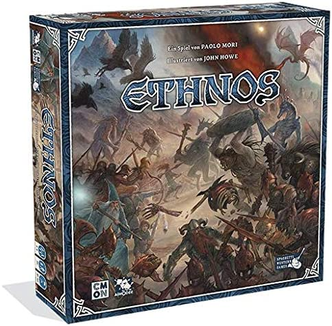 Cool Mini or Not cmn0038 Ethnos: Amazon.es: Juguetes y juegos