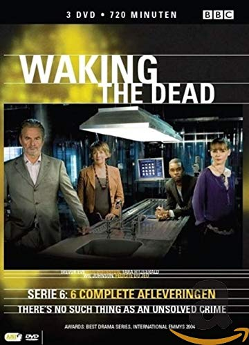 Waking the dead - Series 6 (import)