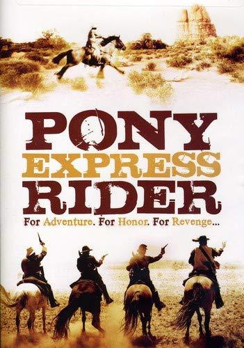 Pony Express Rider