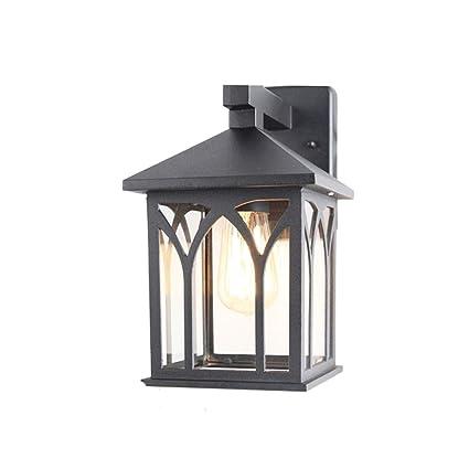 Lampada Parete Esterna Lampada Esterna Lampada da giardino Lampada esterno lampada parete muro lampada vetro