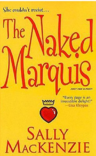 (The Naked Marquis (Naked Nobility Book 2))