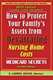 Written by an elder law attorney with over 25 years of experience, this book will help anyone with a family member faced with a long-term stay in a nursing home who wishes to preserve at least some of their assets by qualifying for the Medicaid progr...