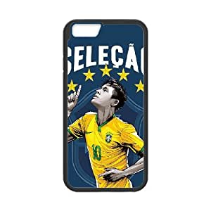 iPhone 6 4.7 Inch Cell Phone Case Black World Cup 2014 National Team 28 Eiyph