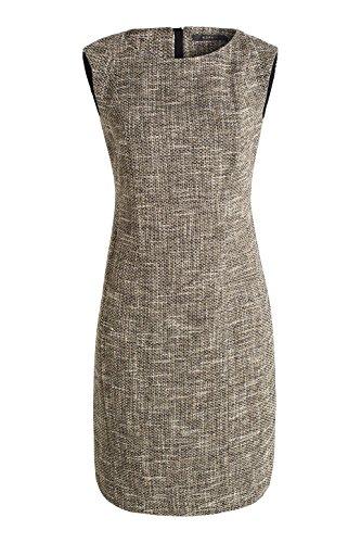 Grey Collection ESPRIT Kleid Dark Grau 020 Damen xZx7pq4