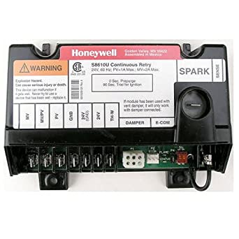 replacement for honeywell furnace integrated pilot module ignition replacement for honeywell furnace integrated pilot module ignition control circuit board s8600c