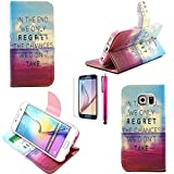 S3 Mini Case, Casemart Durable PU Leather Notecase Case [Card Holsters] Folio Flip Stand Skin Case Fashion Magnetic [Scratch Proof] Shell for Samsung Galaxy S3 Mini (i8190) -Cloud