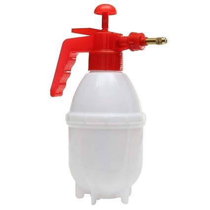 King DO WAY plástico portátil presión vacío mano disparador agua botella de Spray de limpieza jardinería