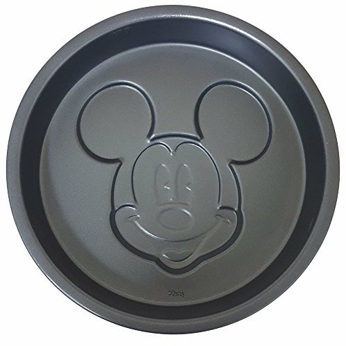 Disney Mickey Mouse Cake Pan Non-Stick Metal Large