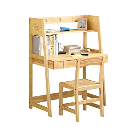 Amazon.com: Table & Chair Sets Home study desk student ...