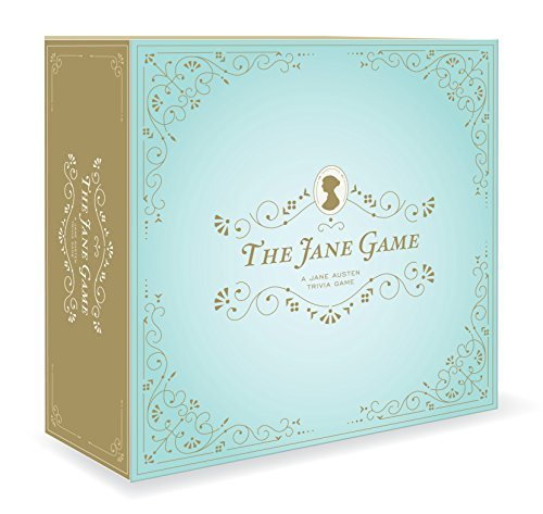 The Jane Game: A Jane Austen Trivia ()