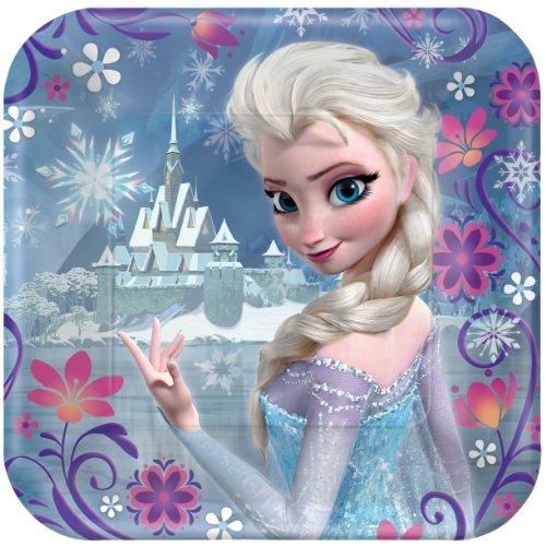 Disney Frozen Dessert Plates 8ct