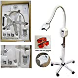 Doc.Royal Floor Price Dental Mobile Led teeth Whitening Bleaching light lamp MD669 With 6 High Power LEDs
