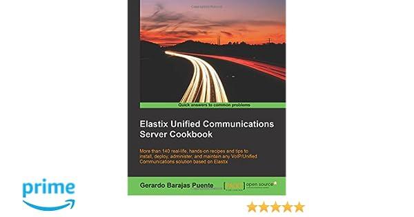 With 1 pdf unified communications elastix. vol.