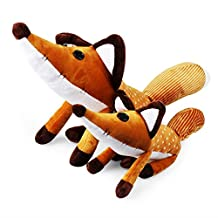 Hot The Little Prince plush dolls ,the little Prince and the fox 40cm/60cm stuffed animals plush education toys for baby