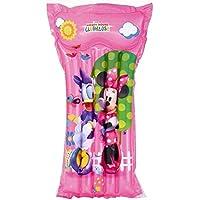 Bestway - Mickey Mouse Minnie Çocuklar Için Şişme Deniz Yatağı