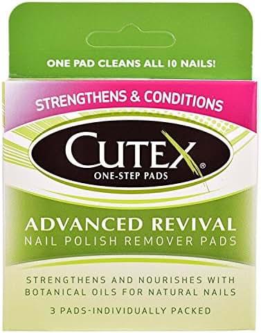 Nail Polish Remover: Cutex Remover Pads