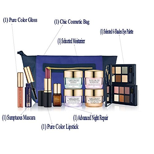 Estee Lauder 2014 Bloomingdales 7 Pieces Gift Set Advanced N
