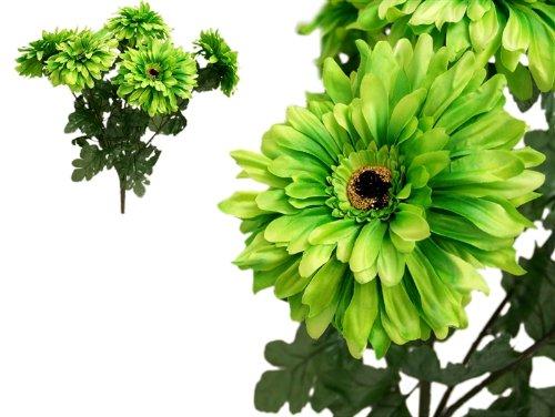BalsaCircle-28-Silk-GERBERA-Daisy-Wedding-Flowers-Bushes-10-Colors