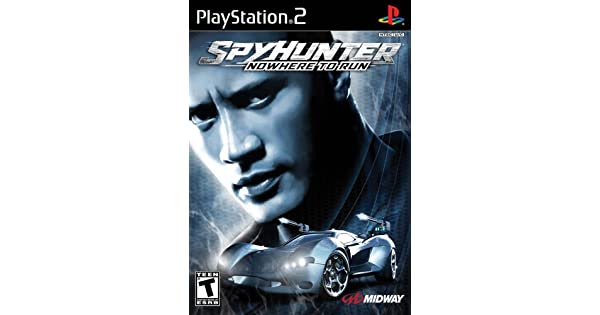 Amazon.com: Spyhunter Nowhere To Run - PlayStation 2: Artist ...