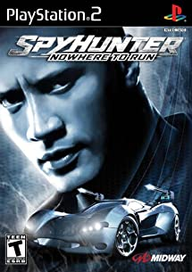 Spyhunter Nowhere To Run - PlayStation 2