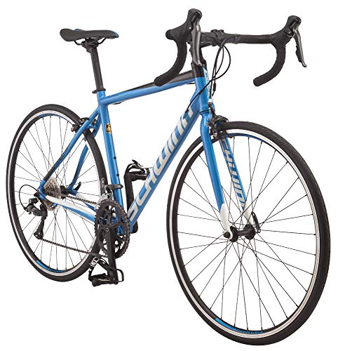 Discover Bargain Schwinn Fastback AL Claris Performance Road Bike for Beginner to Intermediate Rider...