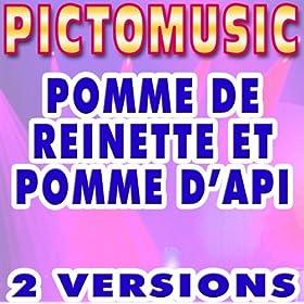 Amazon.com: Pomme de Reinette et pomme d'Api: Pictomusic
