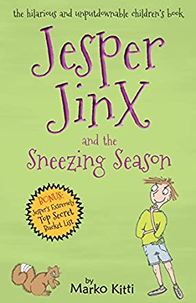 Jesper Jinx and the Sneezing Season (Volume 2)