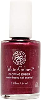 product image for Honeybee Gardens WaterColors Nail Enamel Glowing Ember | Non Toxic | Water-based | Earth Friendly