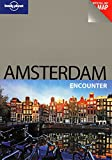Front cover for the book Lonely Planet Amsterdam Encounter by Zora O'Neill