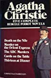 Five Complete Hercule Poirot Novels and Five Complete Miss Marple Novels