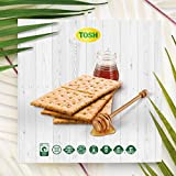 Tosh Bran and Honey Crackers   No Artificial