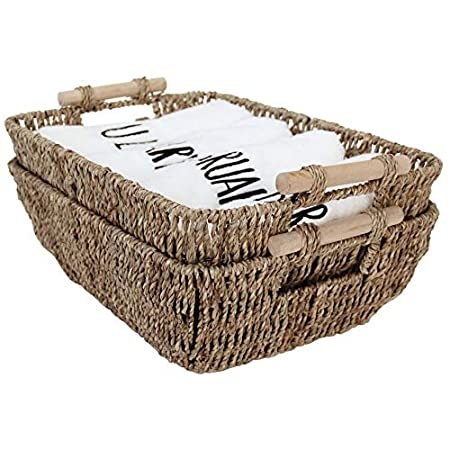 51GmfWmGX7L._SS450_ Wicker Baskets and Rattan Baskets