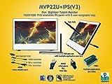 Yiynova MVP22U(V3) Tablet Monitor,IPS Panel, DVII