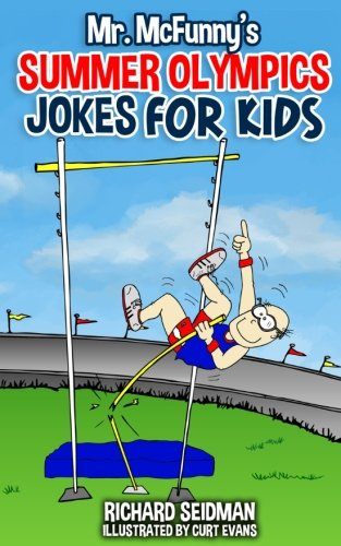 Mr. McFunny's Summer Olympics Jokes for Kids
