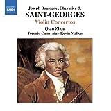 Saint George: Violin Concertos