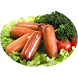ハーモニーガーデン 大地のたより スモークベジウィンナー (大豆製)(冷凍) (乳) 200g -オリエンタル・ベジタリアン対応-
